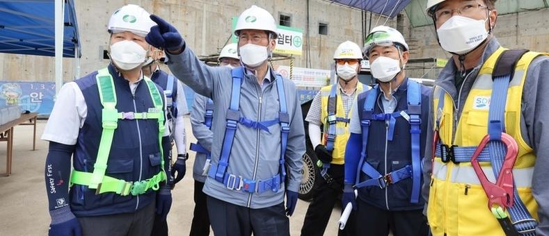 한국수력원자력(한수원), 하계전력수급 대비 고리·새울본부 특별점검
